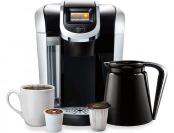 $100 off Keurig 2.0 K450 Brewing System