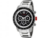 91% off Red Line 50012-11 Meter Collection Chronograph Watch
