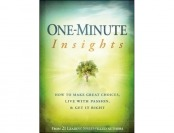 80% off One-Minute Insights: How to Make Great Choices...