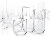 71% off Luminarc 18-Piece Metro Glassware Set