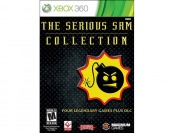 80% off The Serious Sam Collection - Xbox 360, 4 Games + DLC