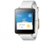 57% off LG White G Watch Bluetooth Android Smart Watch