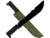 "48% off Whetstone Hiker 16.5"" Hiking Machete with Pouch"