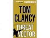 89% off Threat Vector (Jack Ryan Novels) Audiobook CD
