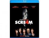 76% off Scream 4 Blu-ray + DVD