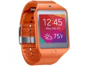 $60 off Orange Samsung Gear 2 Neo Smart Watch, Refurbished