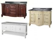 Up to 50% off Bathroom Vanities at Home Depot, 25 Styles on Sale