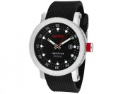 94% off Red Line Compressor Silicone Watch, RL-18000-01RD1