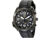 51% off Men's Casio Chronograph Sport Watch with Black Resin Band