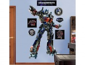 $36 off Fathead Optimus Prime Graphic Wall Décor
