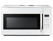 55% off Samsung ME18H704SFW 1000W Over-the-Range Microwave