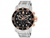 91% off Invicta 10379 Pro Diver Black Carbon Fiber Dial Watch