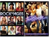 74% off Rock Of Ages / Footloose DVD Double Feature