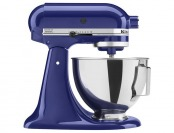 36% off KitchenAid KSM85PBBU Tilt-Head Stand Mixer - Blue