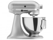 $120 off KitchenAid KSM85PBSM Silver 4.5qt. Tilt-Head Stand Mixer