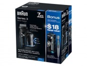 39% off Braun Shaver 350cc with Bonus Mobile Shaver