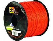 84% off db Link 18 Ga. 500FT StrandFlex Power Wire - Orange