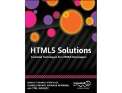 96% off HTML5 Solutions: Essential Techniques for HTML5 Developers
