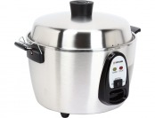 $140 off Tatung TAC-06KN(UL) 6 Cup Stainless Steel Rice Cooker