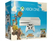 26% off Xbox One Sunset Overdrive Console Bundle at Walmart