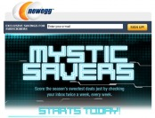 Newegg 48 Hour Mystic Savers Sale - 15 Great Deals