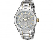 65% off Armitron Stainless Steel Two-Tone Men's Watch