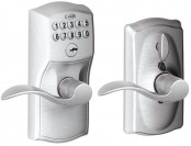 69% off Schlage Camelot Keypad Entry w/ Flex-Lock, 8 Finishes