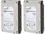 40% off 2X Seagate NAS HDD ST4000VN000 4TB Hard Drives