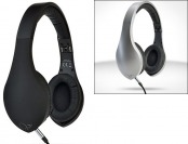 $184 off Velodyne vLeve On-Ear Headphones, Matte Black or Silver
