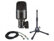 85% off Gear One MK1000 Kick Drum Mic Kit w/ Stand & Cable