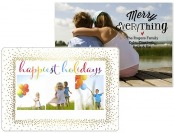 5x7 Photo Stationery Cards for 87 Cents + Free Shipping