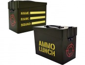 67% off Ammo Lunch Box