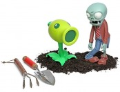 67% off Plants vs. Zombies Lawn Ornament - Zombie or Pea Shooter