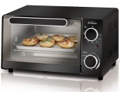 64% off Sunbeam 4-Slice Toaster Oven, Model TSSBTV6001