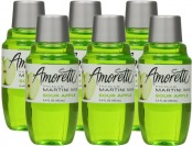 88% off Amoretti Premium Sour Apple Martini Cocktail Mix Minis