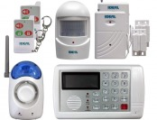 $154 off Ideal Security Wireless Home Security Alarm System