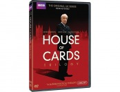 62% off House of Cards Trilogy: Original UK Series Remastered DVD