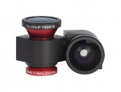 64% off Olloclip 3-In-1 Photo Lens for Apple iPhone 4 and 4S