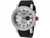 92% off Red Line Compressor Chronograph Silicone Watch