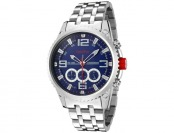 93% off Red Line 50023-33 Boost Chronograph Stainless Steel Watch