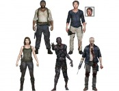47% off The Walking Dead TV Series 5 Action Figures, Set of 5