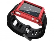 82% off LunaTik Multi-Touch Watch Kit, iPod nano 6g - Red