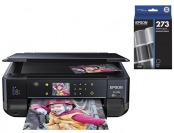 57% off Epson Premium XP-610 Wireless All-in-One Printer w/ Ink