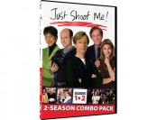 67% off Just Shoot Me: Season 1 & 2 DVD