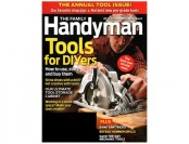 $30 off Family Handyman Magazine Subscription, 11 Issues / $9.99