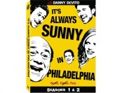 83% off It's Always Sunny In Philadelphia: Seasons 1 & 2 DVD