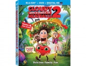 65% off Cloudy With a Chance of Meatballs 2 (Blu-ray + DVD)