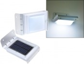 67% off Solar Powered 16 LED Motion Sensor Stairway/Wall Light