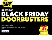 Best Buy Black Friday DoorBuster Deals - Preview the Deals Now