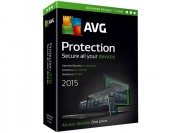 Free after Rebate: AVG Protection 2015 - Unlimited Devices / 1 Year